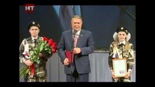 Александр Коровников поздравил новгородских полицейских с профессиональным праздником