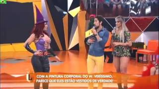 Repeat youtube video BIG ASS-BRAZILIAN TV SHOW HALLOWEEN 2013
