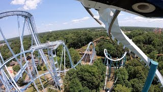 Alpengeist (4K On-Ride) Busch Gardens Williamsburg