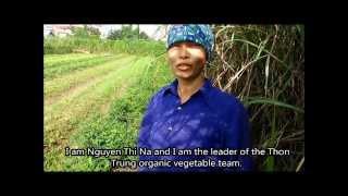 ECOMART Organic Farmer Profile Project-Hanoi, Vietnam