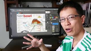 Review: HKC T7000: A Budget Adobe RGB Monitor