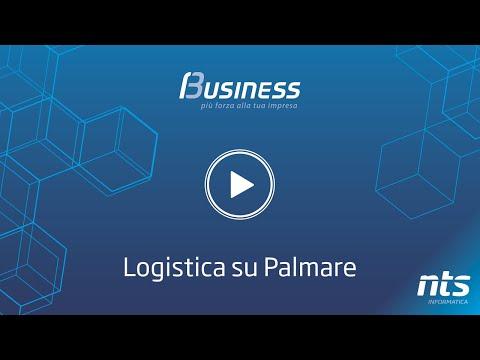 Business Cube - Logistica su Palmare - NTS Informatica