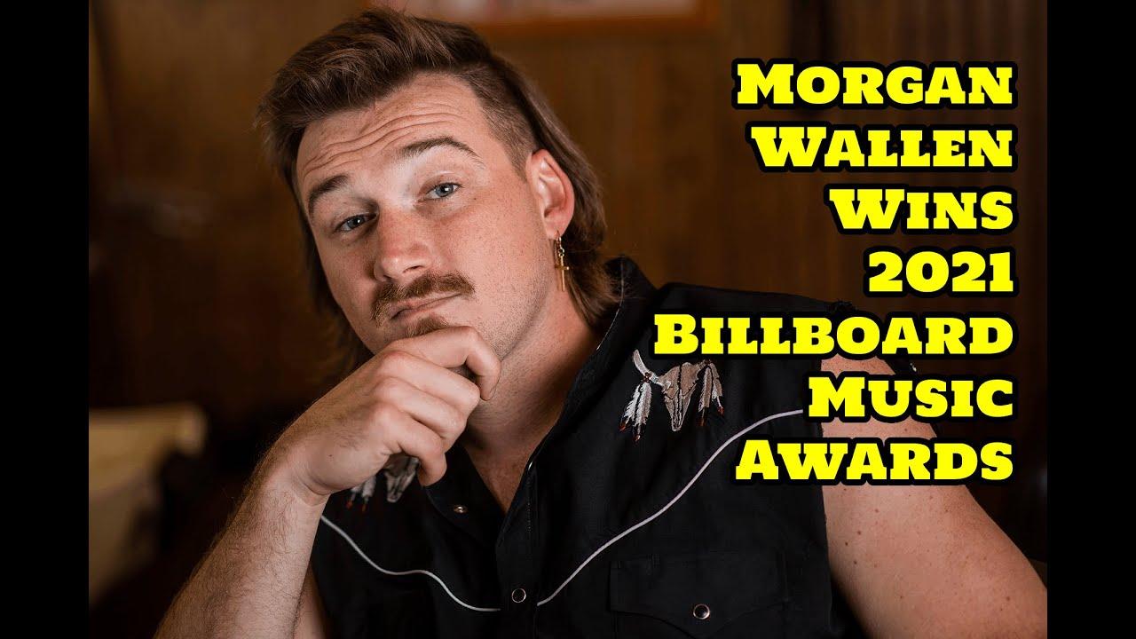 Morgan Wallen Wins Three Billboard Music Awards Despite N-Word ...