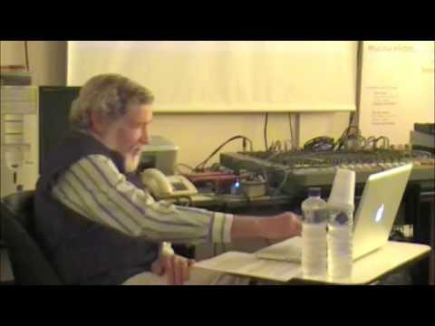 Palestra com Don Buchla (South Gate, Califórnia) Mobile - Us