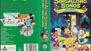 Sing Along Songs 101 Notes Of Fun Vhs Uk