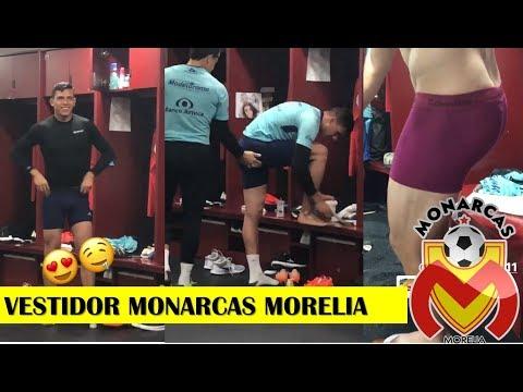Esto Pasa En El Vestidor De Monarcas Morelia De La Liga MX