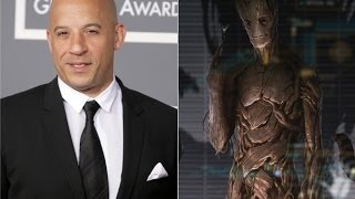 Vin Diesel Makes A GUARDIANS OF THE GALAXY Video On Stilts - AMC Movie News