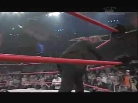 TNA Hard Justice 2007  Black Reign Debut