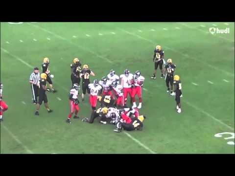 Aubrey Solomon - 2015 Junior Highlights