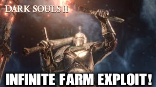 Dark Souls 2 - Infinite Farm Exploit! Effigy, Pharro Lockstone, Titanite Shard, Torch & Poison Moss