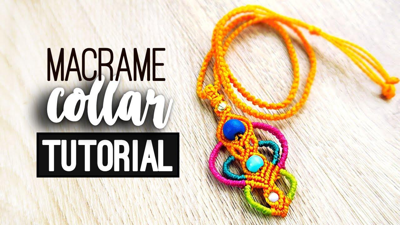 2da87e3eda5f Collar triple » 💕 tutorial