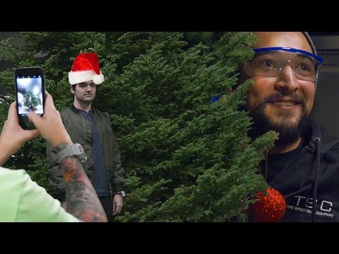 IT'S BEGINNING TO LOOK A LOT LIKE COW CHOP CHRISTMAS