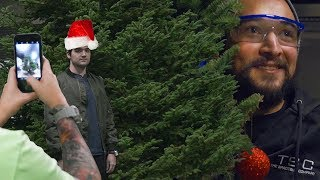 IT'S BEGINNING TO LOOK A LOT LIKE COW CHOP CHRISTMAS    • Behind The Cow Chop