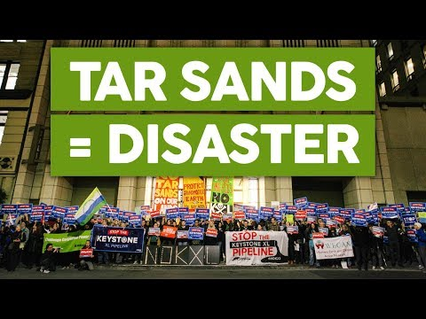 TAR SANDS = Disaster for the Climate, Indigenous Rights, and the Environment