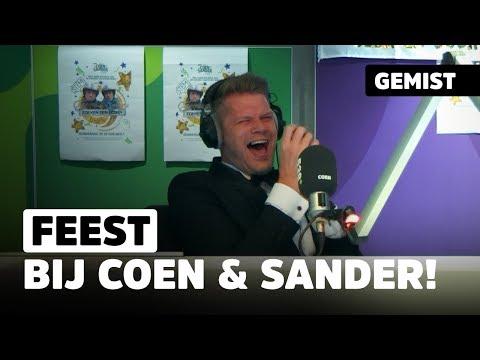 500e Show: De Beste Fragmenten Van Coen & Sander Op Een Rij!