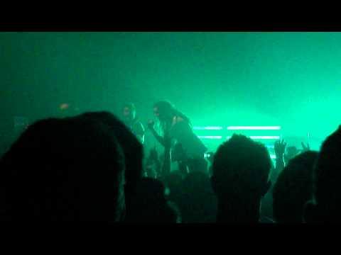 Underoath - Desperate Times Desperate Measues live 11.26.10