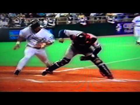 Walt Weiss Saves Atlanta Braves 1999 National League Division Series