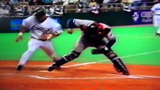 Walt Weiss Saves Atlanta Braves 1999 National League Division Series