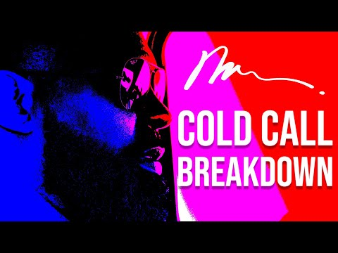 Breaking Down COLD CALLS Live W/ Vince From REIRail