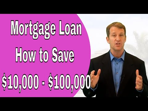 How To Pay Off Your Mortgage Early and Save $10,000 - $100,000