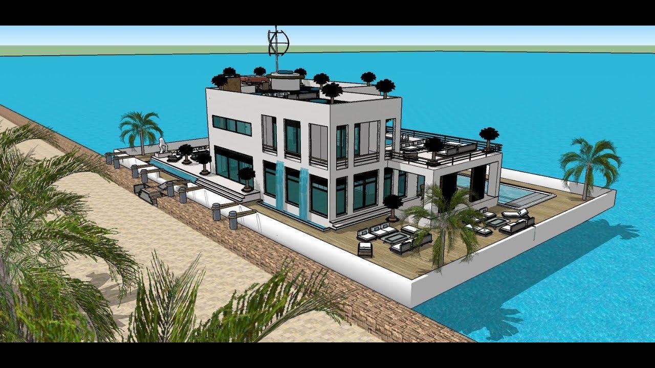 Casa piscine studio casa tua miami beach casa moderna con for Casa tua arredamenti rovereto