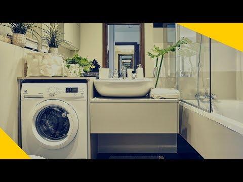 Bagno con lavatrice e asciugatrice picture of la pastorale