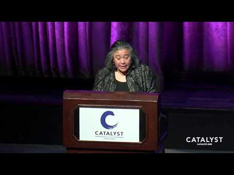 2018 Catalyst Awards Conference: Tina Tchen
