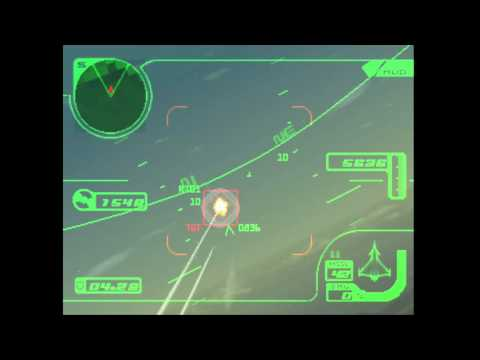 Ace Combat 3: Electrosphere - US Version