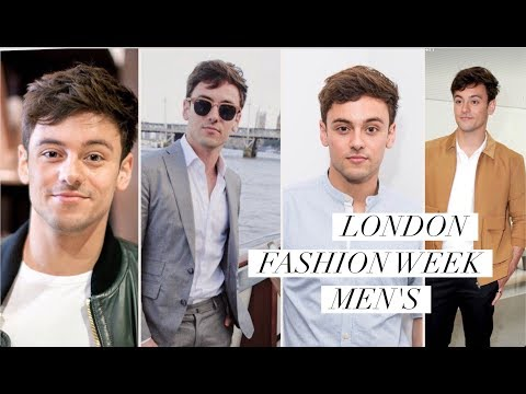 My Style Diary | London Fashion Week Men's 2017 I Tom Daley
