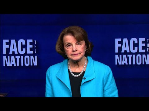 Extended Interview: Sen. Dianne Feinstein, October 8
