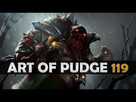 Dota 2 - The Art of Pudge - EP. 119