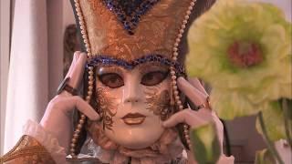 Immersion au carnaval de Venise - Reportage