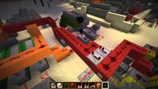 Gambar cover Minecraft - Adventure Code-Schloss - Bauanleitung Teil 7.1 - Anschlüsse