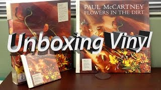 Baixar Unboxing #Vinyl Flowers In The Dirt #PaulMcCartney Archive Collection #OneOnOne