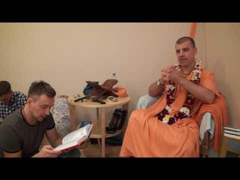 Шримад Бхагаватам 1.15.27 - Бхакти Расаяна Сагара Свами