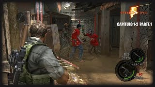 Resident Evil 5: Capitulo 1-2 Parte 1