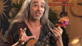 Flamenculele Lesson -  Beethoven Moonlight Sonata on Ukulele
