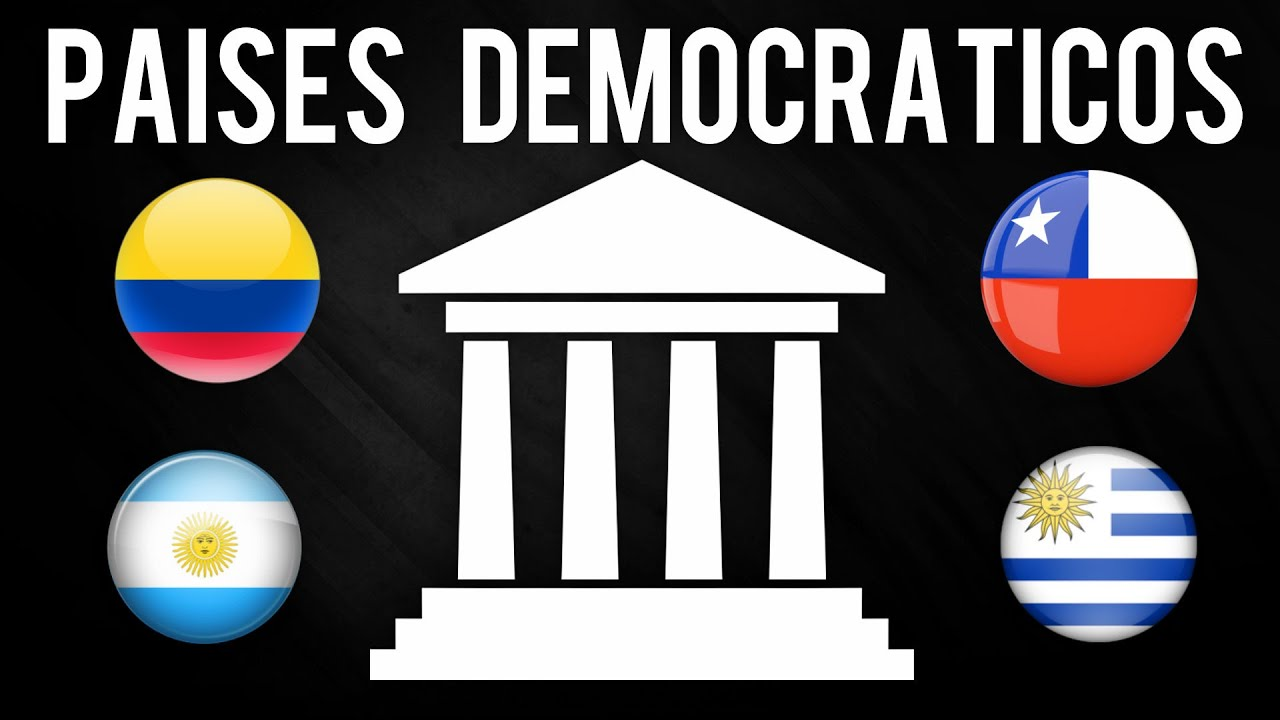 ★ TOP 10 DEMOCRACIAS DE LATINOAMERICA ★