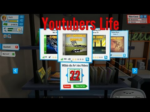 Youtubers Life [S01 E22] - Cute Smuggler Dr. Snuggels[German]