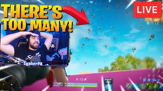 I Let EVERYONE Streamsnipe Me.. and THIS Happened! (Fortnite Battle Royale)