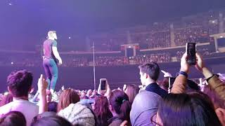 Imagine Dragons - Whatever It Takes live at The Hydro, Sunday 4 March 2018