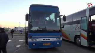 Экскурсия из автобуса, маршрут Евпатория - Ялта 13.12.2014.г(, 2014-12-15T04:53:52.000Z)