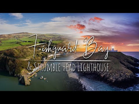 Fishguard Bay & Strumble Head Lighthouse Pembrokeshire