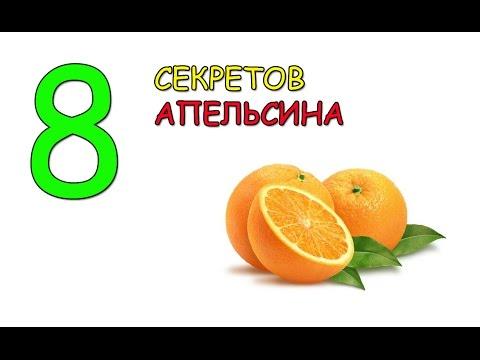 Апельсин полезные свойства, эфирное масло сладкого