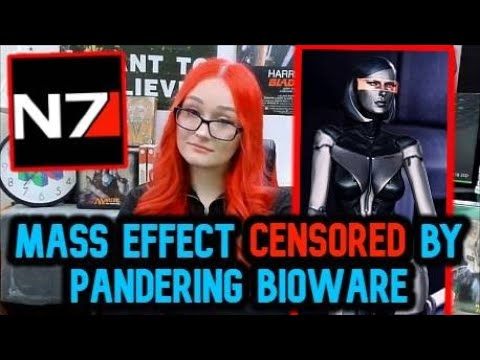 Mass Effect Legendary Edition: BioWare Invites You To Make Your ...