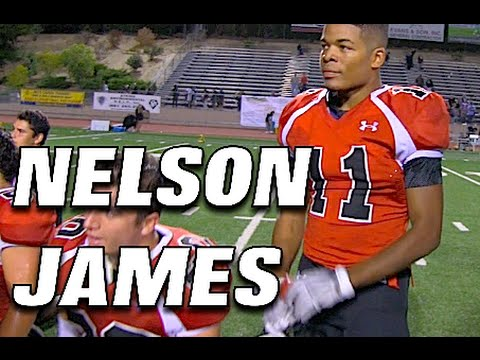 RB Nelson James