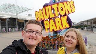 Paultons Park Vlog April 2019