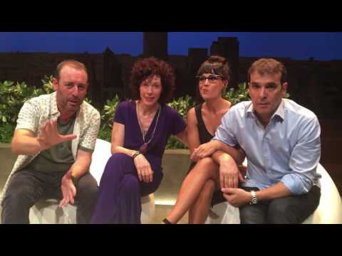 EL TEST (Y tú qué elegirías?) - Teatro Cofidis Alcázar