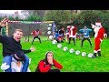 SIDEMEN CHRISTMAS FOOTBALL CHALLENGES