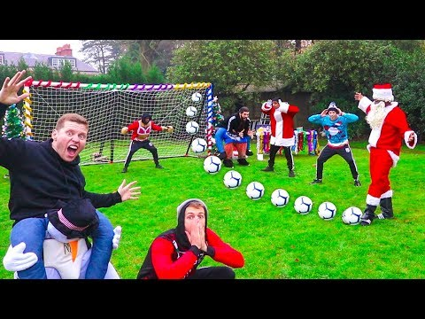 SIDEMEN CHRISTMAS FOOTBALL